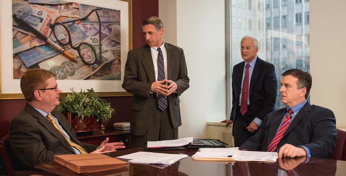 Gleason Managing Directors