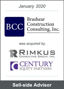 Brashear Construction Consulting